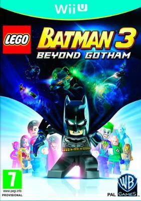 LEGO Batman 3: Beyond Gotham til Wii U