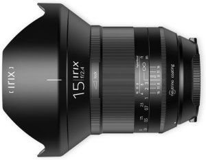 Irix 15mm f/2.4 for Canon