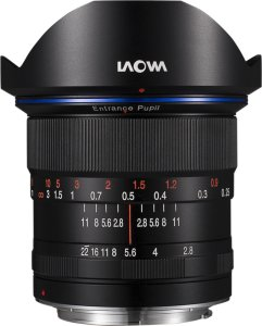 Venus Optics Laowa 12mm f/2.8 Zero-D for Sony A