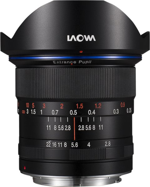 Venus Optics Laowa 12mm f/2.8 Zero-D for Nikon