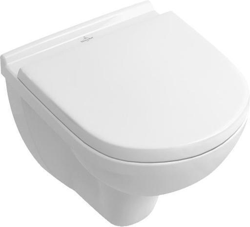 Villeroy & Boch O.Novo Compact Rimless Ceramic Plus