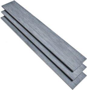 Casalgrande Padana Metalwood Piombo 10x60
