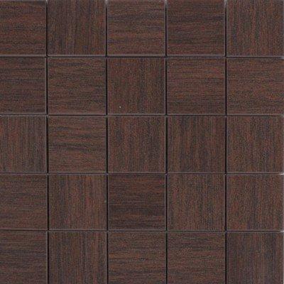Casalgrande Padana Metalwood Bronzo Mosaico 6x6