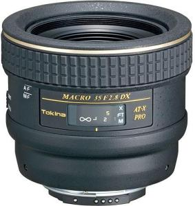 Tokina AT-X Pro 35mm f/2.8 Macro DX for Nikon
