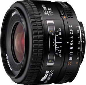Nikon Nikkor AF 35mm f/2D