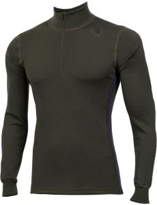 Aclima Warmwool Mock Neck Shirt (Herre)