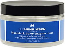 Ole Henriksen Blue/Black Berry Enzyme Mask 100g