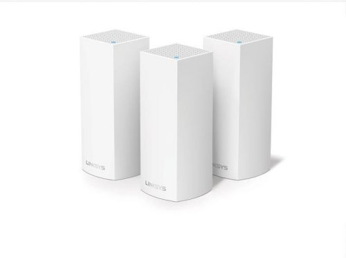 Linksys Velop Whole Home Mesh Wi-Fi System (3-pk)