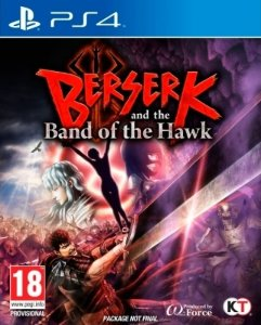 Berserk and the Band of the Hawk til Playstation 4