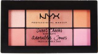 NYX Sweet Cheeks Palette
