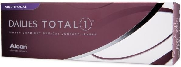 Alcon Dailies Total 1 Multifocal 30p