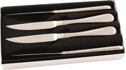 Hardanger Bestikk Hardanger Carina Biffkniver 4 stk