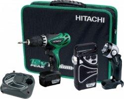 Hitachi KC10DHL Verktøysett