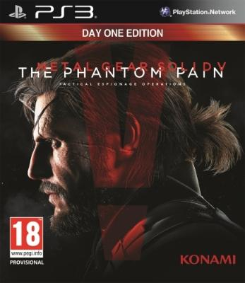 Metal Gear Solid V: The Phantom Pain til PlayStation 3