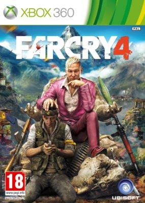 Far Cry 4 til Xbox 360