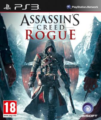 Assassin's Creed Rogue til PlayStation 3
