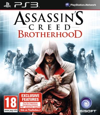 Assassin's Creed: Brotherhood til PlayStation 3