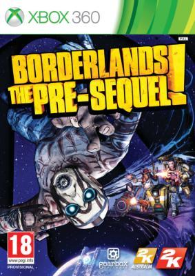 Borderlands: The Pre-Sequel til Xbox 360