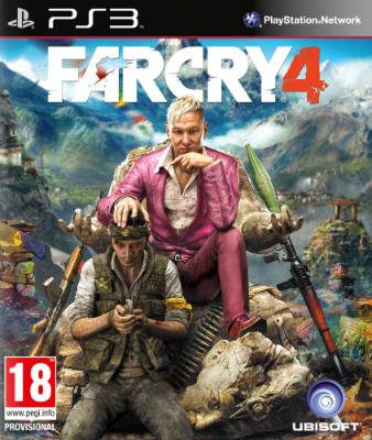 Far Cry 4 til PlayStation 3