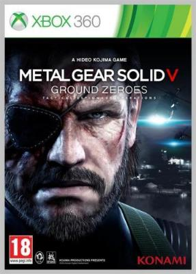 Metal Gear Solid V: Ground Zeroes til Xbox 360