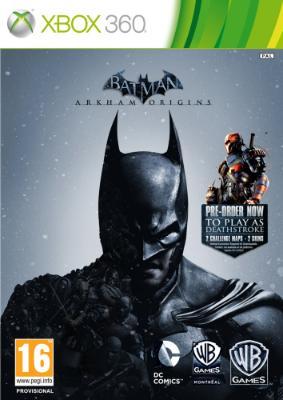 Batman: Arkham Origins til Xbox 360