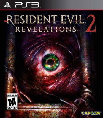 Resident Evil Revelations 2 til PlayStation 3