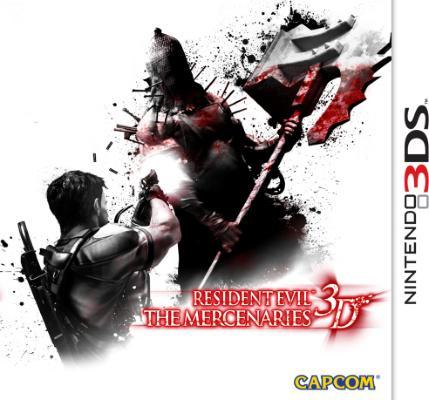 Resident Evil: The Mercenaries 3D til 3DS