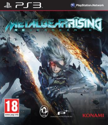 Metal Gear Rising: Revengeance til PlayStation 3