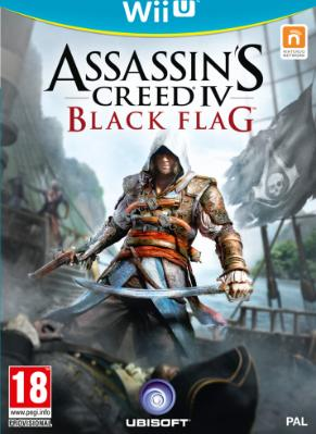 Assassin's Creed IV: Black Flag til Wii U