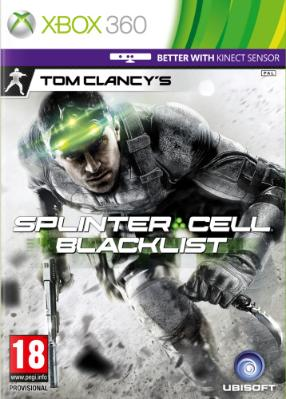 Tom Clancy's Splinter Cell: Blacklist til Xbox 360