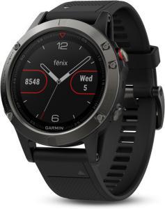 Garmin Fenix 5 Slate Gray with Black Band (010-01688-00)