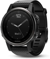 Garmin Fenix 5S Black Sapphire with Black Band (010-01685-11)