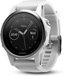 Garmin Fenix 5S White with Carrara White Band (010-01685-00)