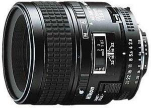 Nikon Nikkor AF Micro 60mm f/2.8D
