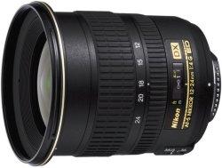 Nikon AF-S DX Nikkor 12-24mm f/4G ED-IF