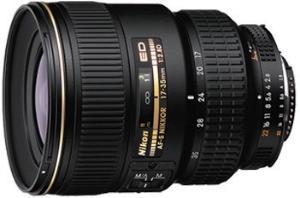 Nikon Nikkor AF-S 17-35mm f/2.8D IF-ED