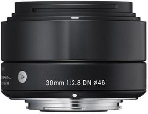 Sigma 30mm f/2.8 DN Art for MFT