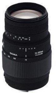 Sigma 70-300mm F4-5.6 DG Macro for Sigma