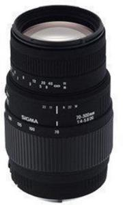 Sigma 70-300mm F4-5.6 DG Macro for Sigma