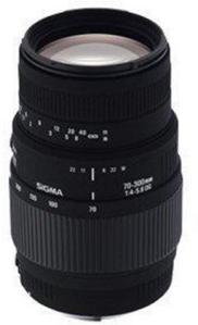 Sigma 70-300mm F4-5.6 DG Macro for Pentax