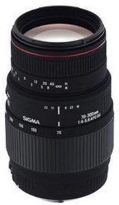 Sigma 70-300mm F4-5.6 APO DG Macro for Pentax
