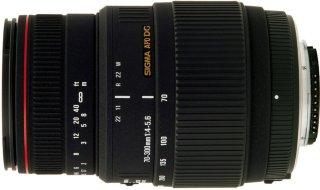 Sigma 70-300mm F4-5.6 APO DG Macro for Nikon