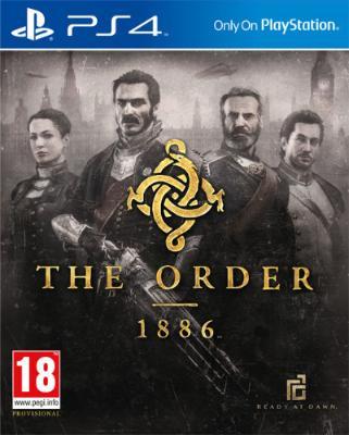 The Order: 1886 til Playstation 4