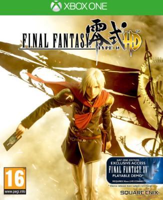 Final Fantasy Type-0 HD til Xbox One