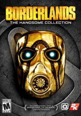 Borderlands: The Handsome Collection til Playstation 4