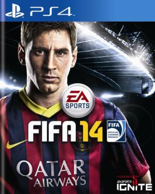 FIFA 14 til Playstation 4