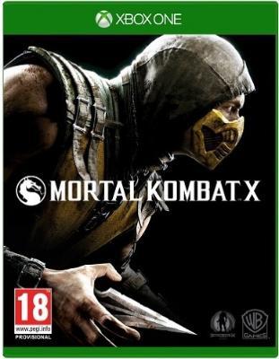 Mortal Kombat X til Xbox One