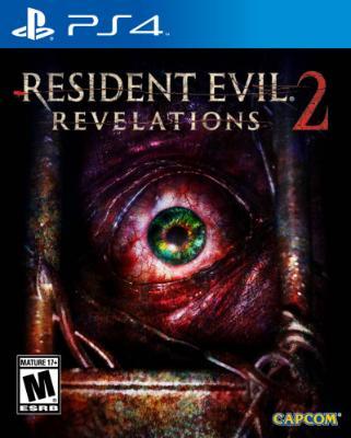 Resident Evil Revelations 2 til Playstation 4
