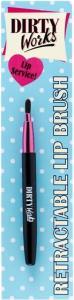 Dirty Works Retractable Lip Brush