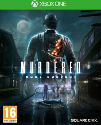 Murdered: Soul Suspect til Xbox One